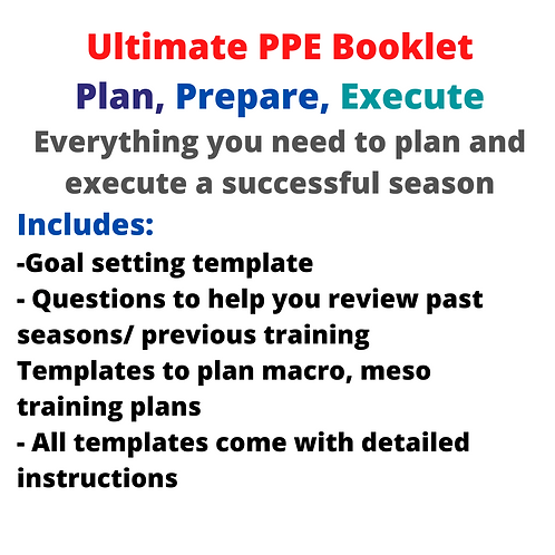 Ultimate PPE Booklet