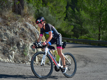 Wrapping up the year at Challenge Paguera Mallorca 70.3