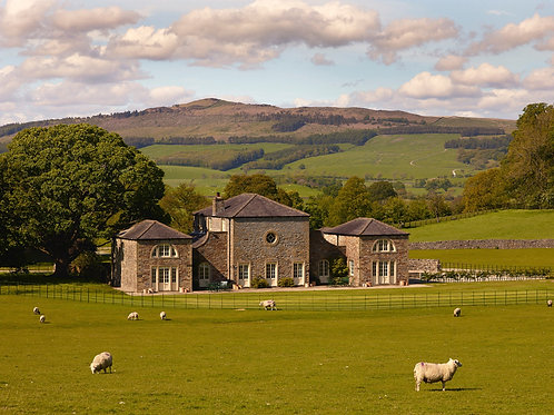 Athlete Retreat at Broughton Hall Estate (pay in full))