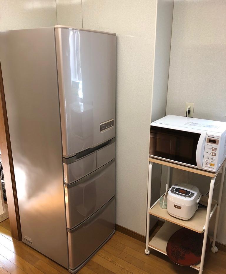 冷蔵庫など
