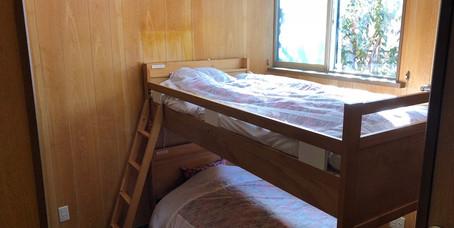 洋室(ベッド変更可)