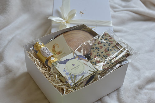 Marble Gift Set - Add your own scent