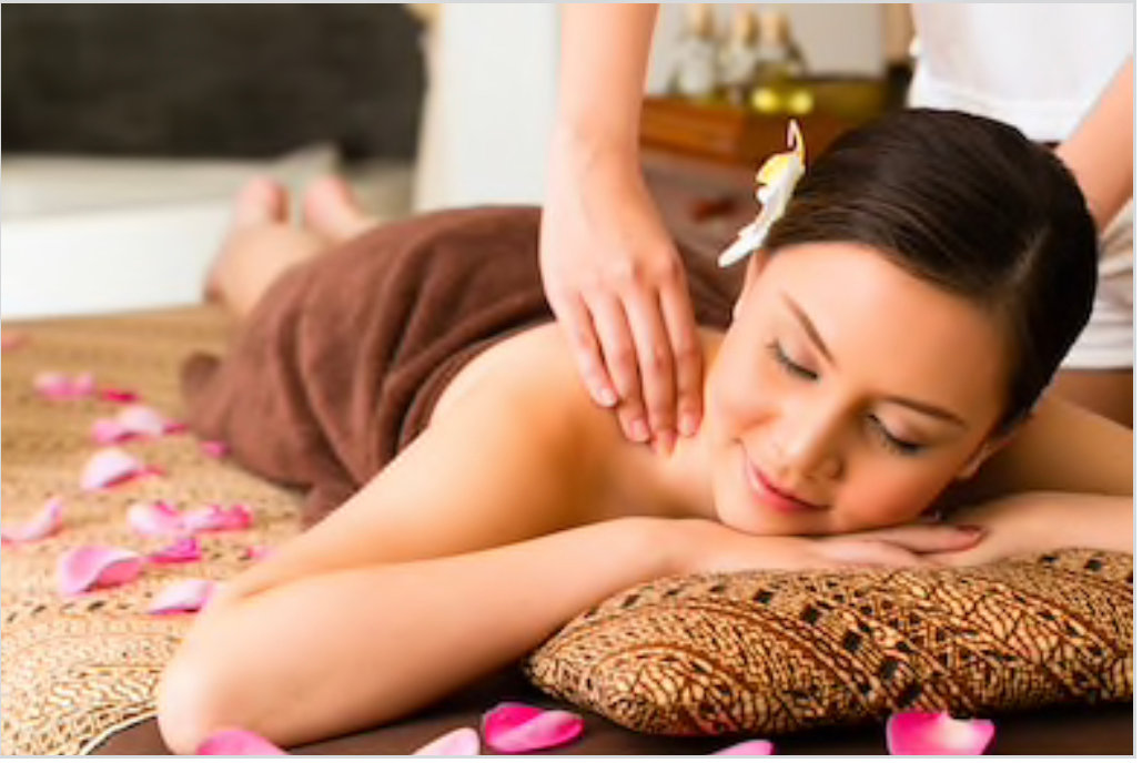 Erstbehandlung Nacken-/Rückenmassage