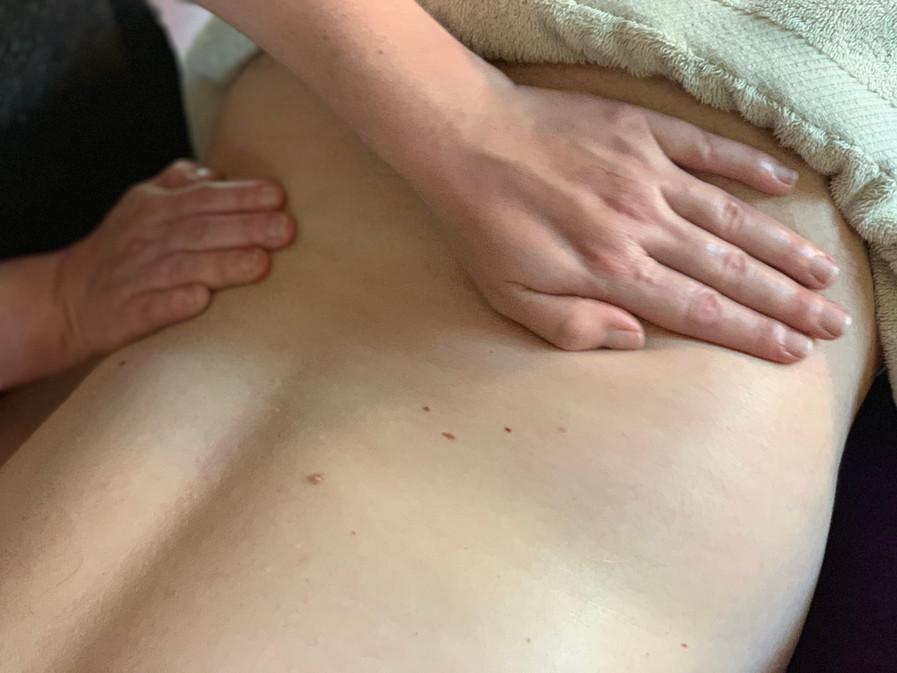 Paarmassage
