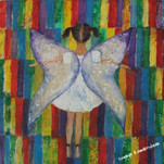 And she became a beautiful butterfly