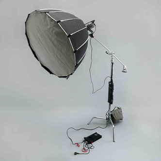 LED - Aperture 300d