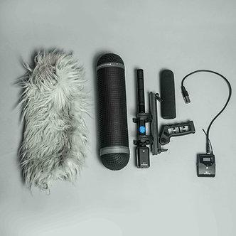 Senheiser MKH 60 P48 Bomikrofon