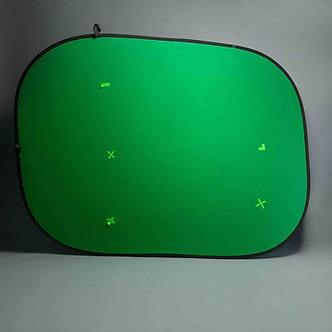 Greenscreen flip-up