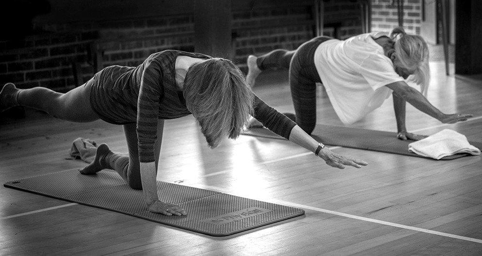 Pilates for all, Tuesdays 9:30am Autumn