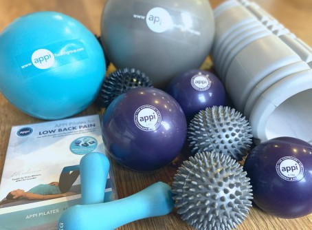 Pilates products now available