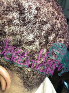 plenty of curls