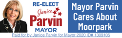 Parvin 320x100