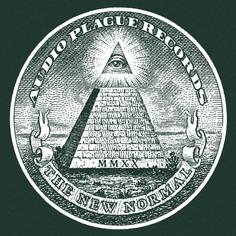 Audio Plague Records - The New Normal (Mixtape Artwork)