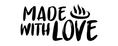 """""""Made with Love"""" - Restaurant Logo"""
