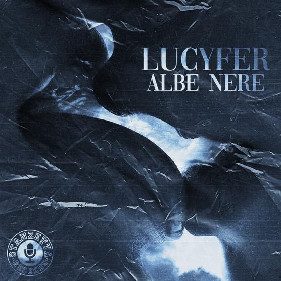 """Lucyfer - """"Albe Nere"""" EP Artwork"""