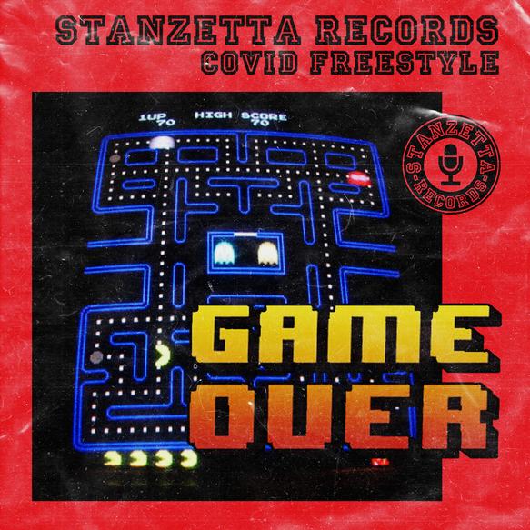 "Stanzetta Records - ""Covid Freestyle"" Instrumental Artwork"