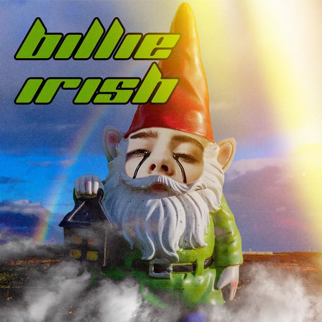 "Billie Irish - ""G.N.O.M.E"" Single Artwork"