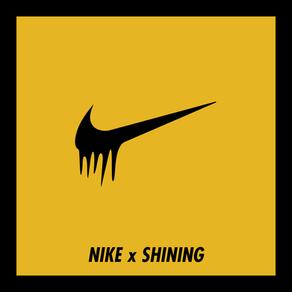 Nike x Shining - Logo Redo