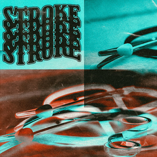 "JOHN PACE - ""STROKE"" Single Artwork"