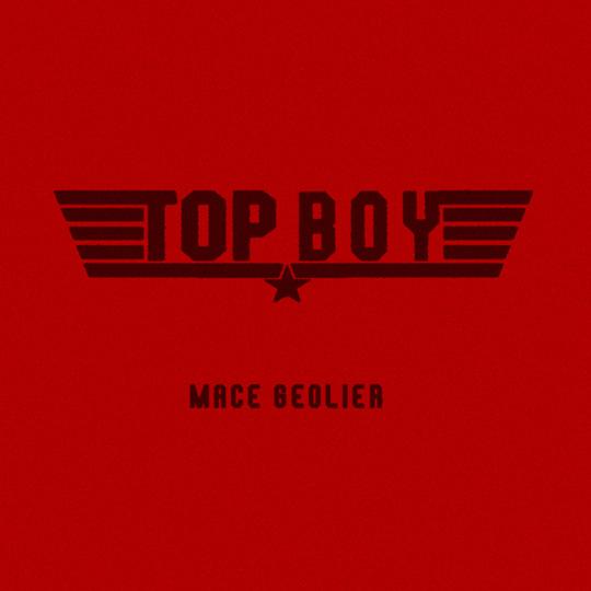 MACE, Geolier - Top Boy (Single Artwork Redo)