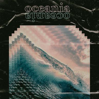 "JOHN PACE - ""OCEANIA"" Single Artwork"