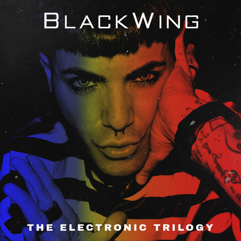 BlackWing - The Electronic Trilogy (Album Artwork)