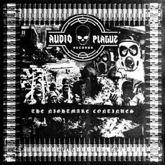 Audio Plague Records - The Nightmare Continues (Album Artwork)