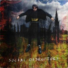 BlackWing - Social Disruptors (Single Artwork)