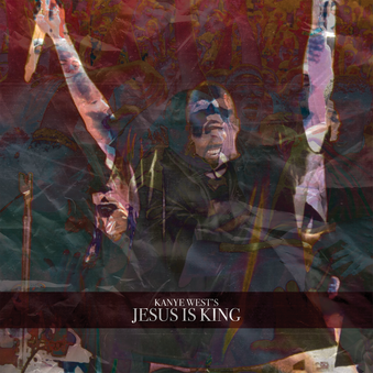 "Kanye West - ""Jesus is King"" Album Artwork (Redo)"