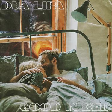 "Dua Lipa - ""Good In Bed"" Single Artwork (Redo)"