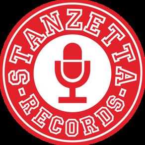 Stanzetta Records - Logo Redesign WHITE