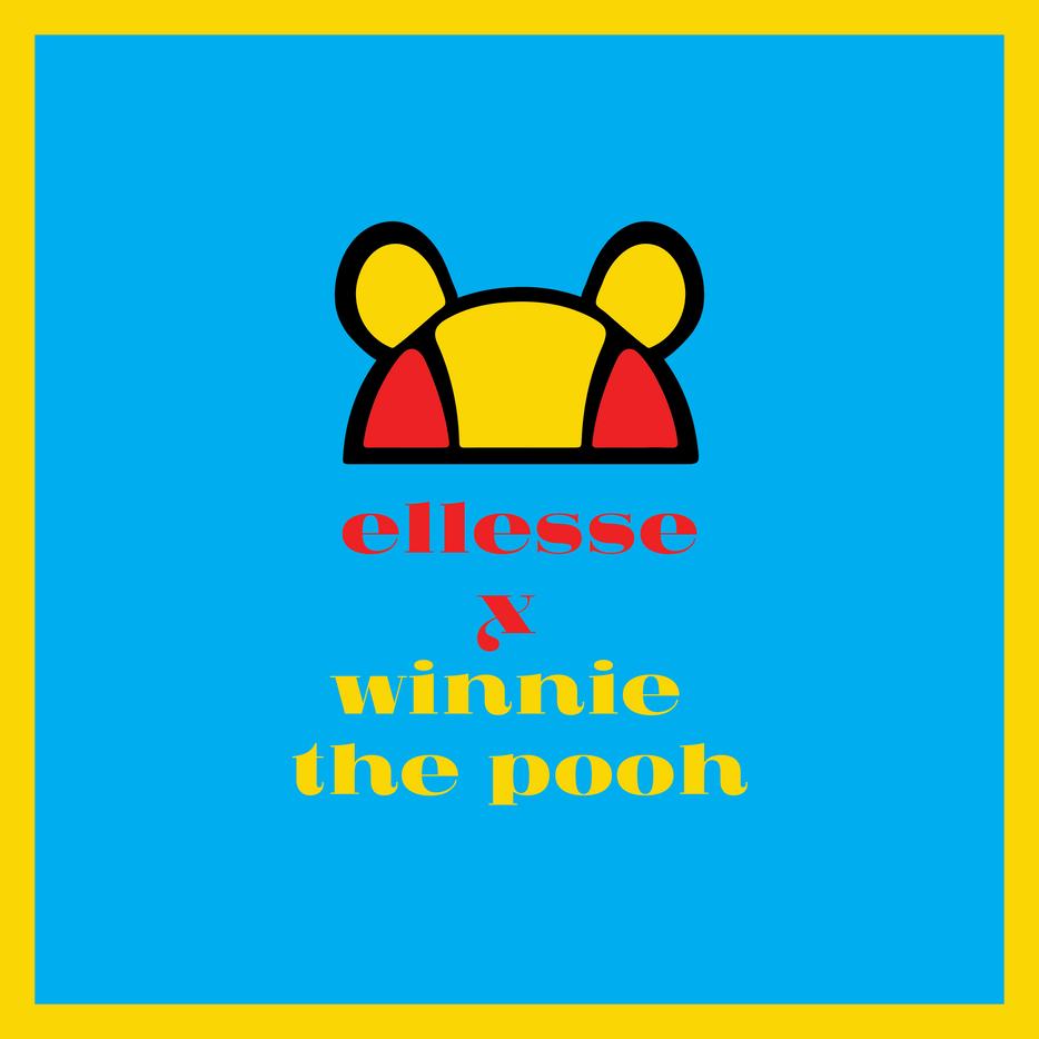 Ellesse x Winnie the Pooh - Logo Redo
