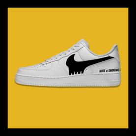 Nike x Shining - Shoe Example