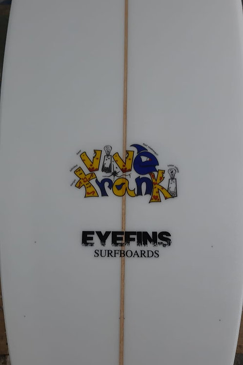 Eyefins Surfboard Vivetranqui