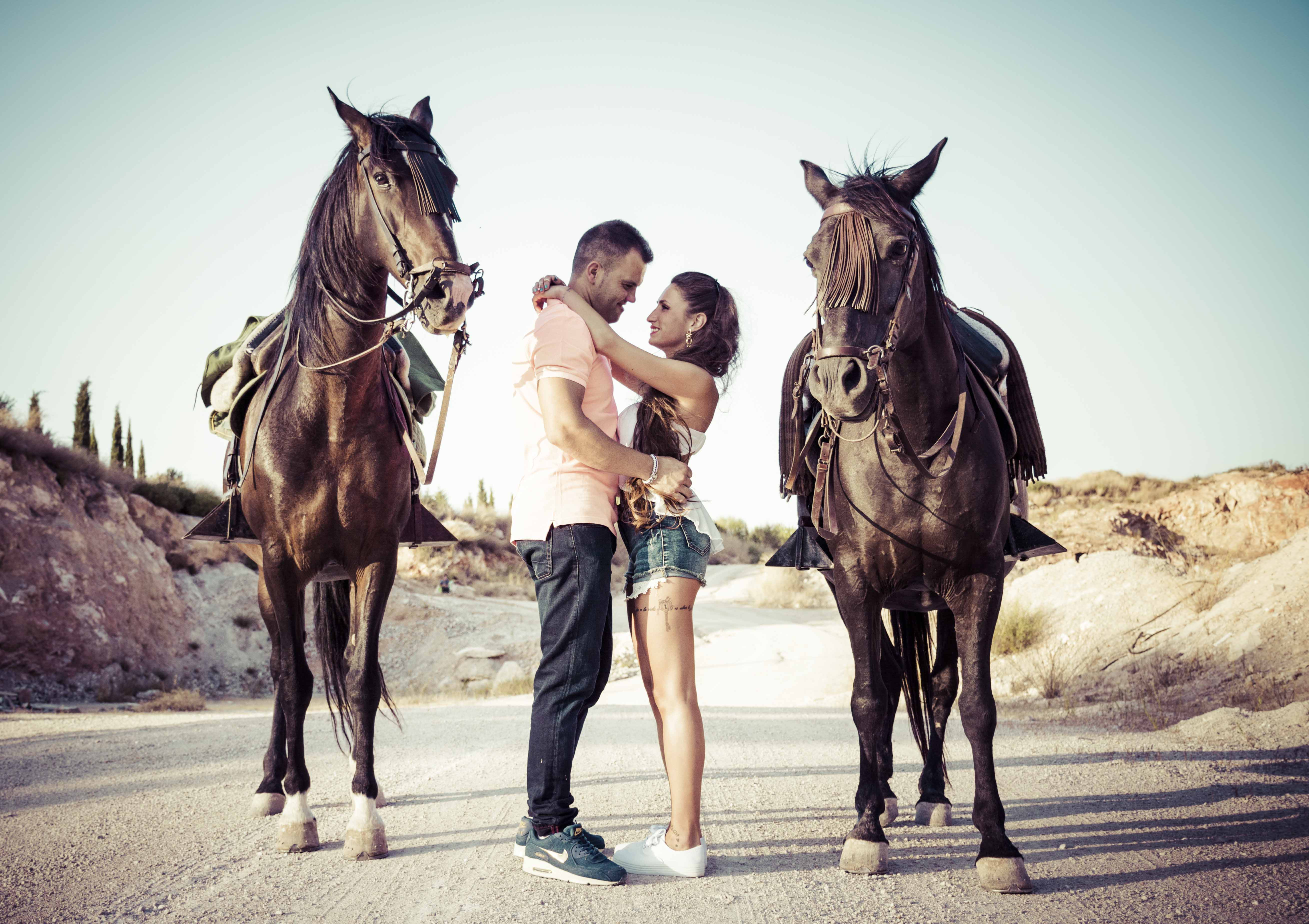 Preboda caballos