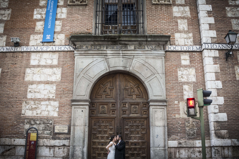 Alcala de Henares boda