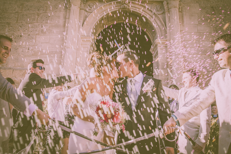 Salida boda loja