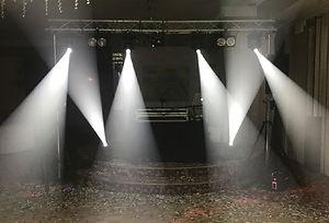 Licht Show von DJ Pouriya