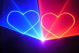 Laser Show von DJ Pouriya