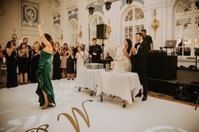 Persian Wedding at Hotel Atlantic Kempinski in Hamburg with DJ Pouriya