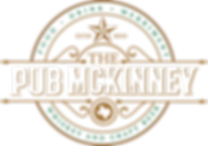 THE PUB MCKINNEY_circle (Transparent Whi