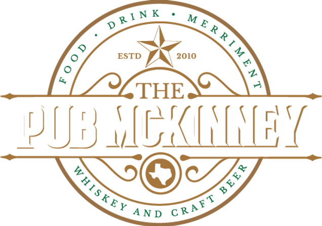 THE PUB MCKINNEY_circle (Transparent Whi