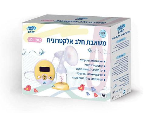 LD-202 משאבת חלב אלקטרונית