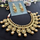 Thumbnail: Pastel Kundan Meenakari Floral Choker Necklace Set