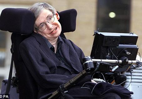 Forpasis Stephen Hawking
