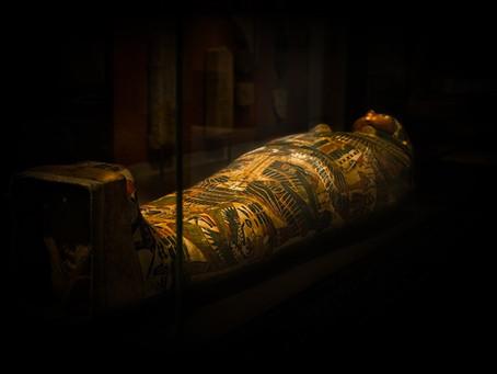 La recepto por egipta mumiigo  estus multe pli malnova ol antaue pripensita