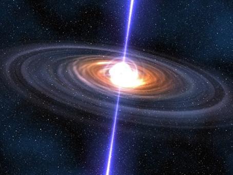 Malkovro de unu el kvazaroj la plej lumaj de l'universo