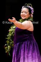 Mrs Mokihana Hula ʻAuana - Halau Hula O Pua'ena 伊藤 圭さん