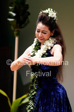 Mrs Mokihana Hula ʻAuana - Hālau Hula O Ishibashi 西原 弥生さん