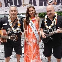 Kamanawa & Miss Hawaiʻi